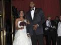 Кармело отпраздновал свадьбу в Нью-Йорке
