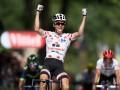 Баргиль выиграл 13-й этап Тур де Франс, Ару сохранил лидерство в общем зачете