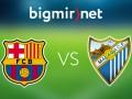 Барселона - Малага 1:0 трансляция матча чемпионата Испании
