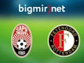 Заря - Фейеноорд 1:1 Трансляция матча Лиги Европы