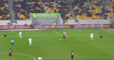 Топ-5 голов 15 тура УПЛ: видео гола Косты