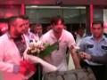 Болельщики устроили сердечный прием Милевскому в Турции