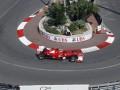 Алонсо выиграл вторую практику в Монако