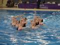 Украинские синхронистки выиграли два золота на втором этапе Мировой серии FINA в Греции