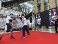 Чемпионская тренировка: как Далакян и Тайен в Киеве показали свое умение