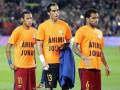 Игроки Барселоны выразили поддержку больному раком Кройфу