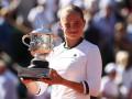 Впервые за 84 года Ролан Гаррос выиграла несеяная теннисистка
