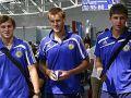 Динамо отправилось на встречу с Аяксом