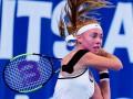 Юная украинка выиграла первый взрослый турнир