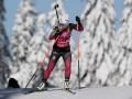 Экхофф стала чемпионкой мира по биатлону в спринте