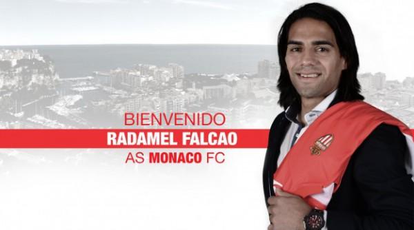 Радамель Фалькао переезжает в Монако