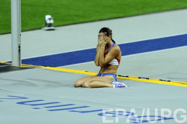 Российские легкоатлеты не смогут принять участие в Олимпиаде