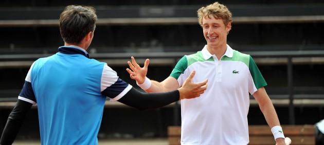 Стаховский выиграл второй чемпионский титул за две недели
