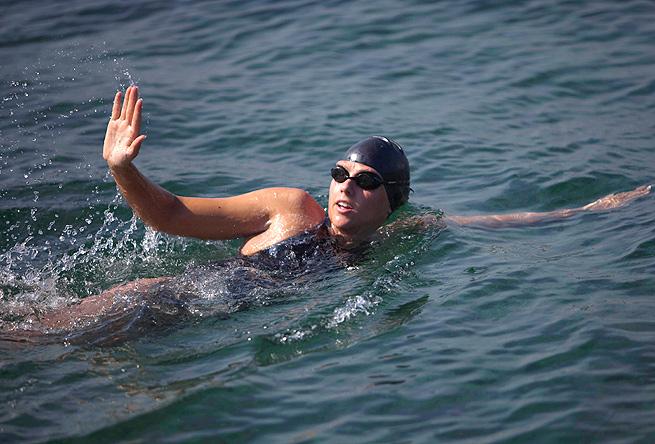 Хлоя Маккардел не смогла установить мировой рекорд