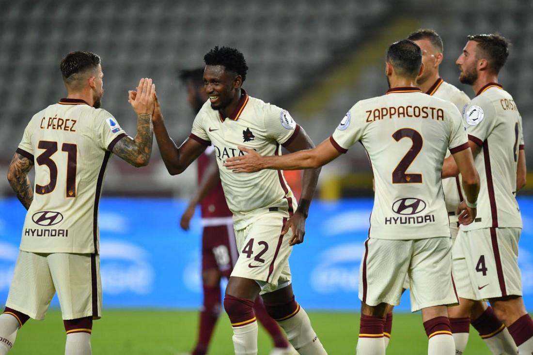 Рома не без проблем обыграла Торино