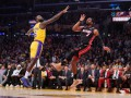 НБА: Лейкерс выиграл у Майами, Орландо крупно проиграл Далласу