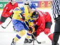 Латвия – Украина 5:4 видео шайб и обзор матча ЧМ-2018 по хоккею