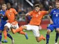Сборная Голландии проиграла дома в официальном матче впервые с 2000 года