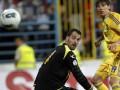 Гармаш не считает себя героем матча с Черногорией