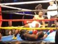 Видео дня: В США боксеры одновременно отправили друг друга в нокдаун