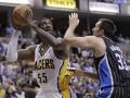 NBA: Индиана выиграла серию с Орландо, Лейкерс уступили Денверу
