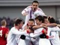 Молодежная сборная России впервые за 14 лет пробилась на Евро