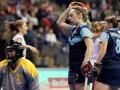 Женская сборная Украины по индорхоккею сенсационно уступила Намибии