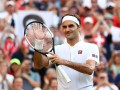 Федерер установил рекорд по победам на траве