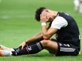 Роналду высказался о поражении Ювентуса