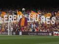 Барселона разрешит фанатам использовать флаги Каталонии несмотря на запрет UEFA