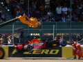 Ферстаппен разбил машину во время практики на Гран-при Великобритании