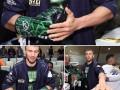 Ломаченко показал перчатки, в которых будет бить Сосу