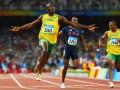 Усэйн Болт снова показал феноменальный результат в забеге на 200 метров