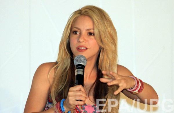 Шакира прокомментировала гол Джердана Шакири