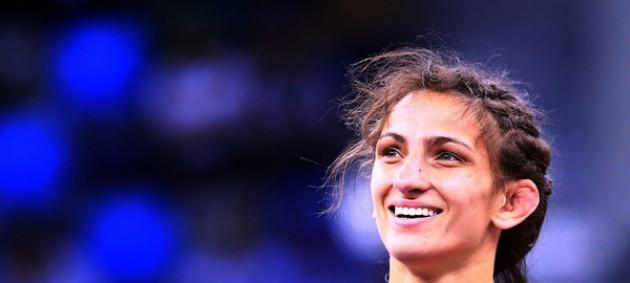 Ткач-Остапчук завоевала золото чемпионата Европы по борьбе
