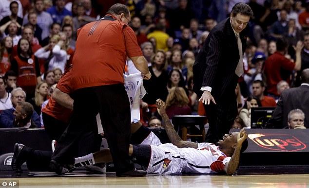 basketball injury