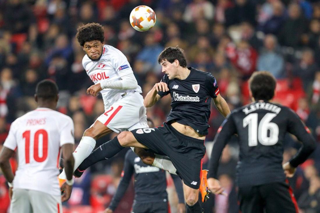 Спартаку не хватило голов, чтобы пройти в 1/8 финала Лиги Европы