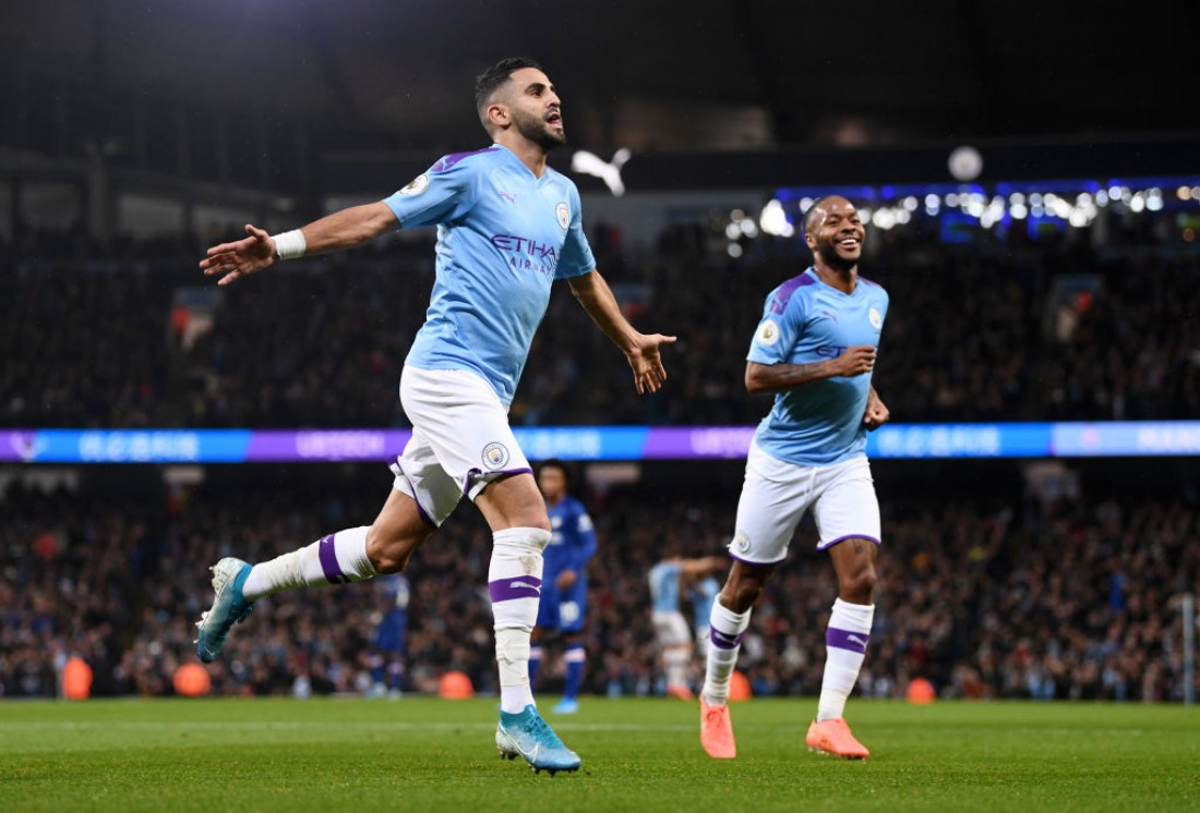 Манчестер Сити обыграл Челси
