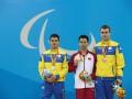 Украина завершила Паралимпиаду с 117 медалями