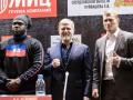 Поветкин – Стиверн: Пресс-конференция накануне боя