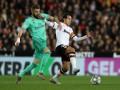 Реал вырвал ничью в матче с Валенсией