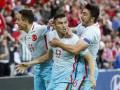 Сборная Турции добыла первую победу на Евро-2016, обыграв команду Чехии