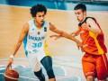 Украинский проспект Санон выставил свою кандидатуру на Драфт НБА-2018