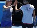 Свитолина потренировалась с Плишковой перед стартом на Australian Open
