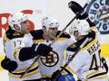 NHL: Бостон добывает четвертую победу подряд
