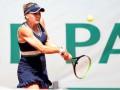 Козлова не смогла выйти в финал турнира WTA в Польше
