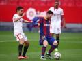 Севилья — Барселона 0:2 видео голов и обзор матча Ла Лиги