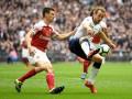 Тоттенхэм - Арсенал 1:1 видео голов и обзор матча АПЛ