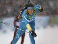 Остерсунд: Дериземля пришел десятым в спринте