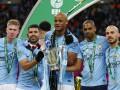 Фанаты не пришли встречать игроков Манчестер Сити в аэропорт после выигранного трофея